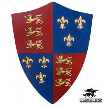 Royal England Shield - Sword Mount