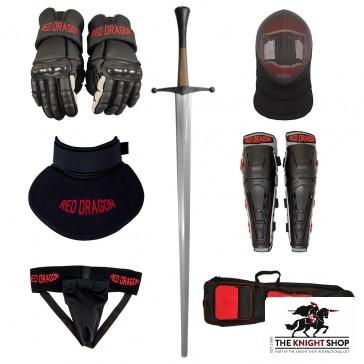 HEMA Bastard Sword Starter Kit 4
