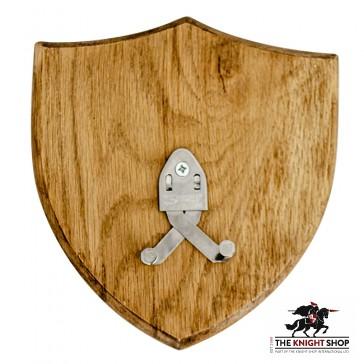 Sword Mount Plaque - Oak