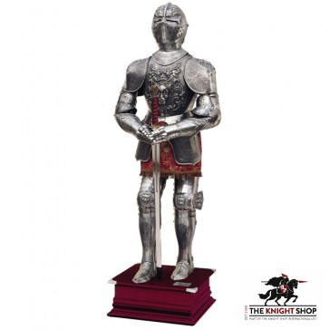 Charles V Suit of Armour - Bas-Relief