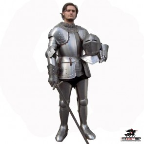 Black Knight Suit of Armour (wearable)