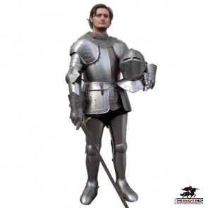 English Suit of Armour (wearable)