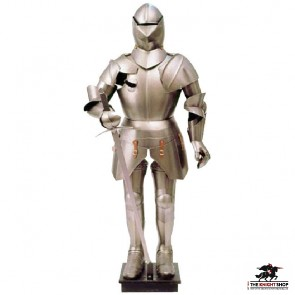 Italian Suit of Armour (wearable)