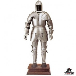 Galeazzo D'arco Suit of Armour (wearable)