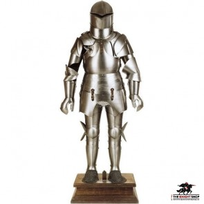 Ulrich IX. Suit of Armour (wearable)