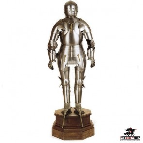Frederick I Suit of Armour (wearable)