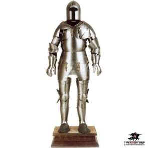 Dei Corio Suit of Armour (wearable)