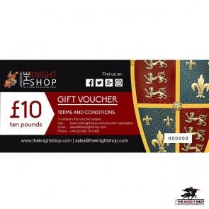 £10 Knight Shop Gift Voucher