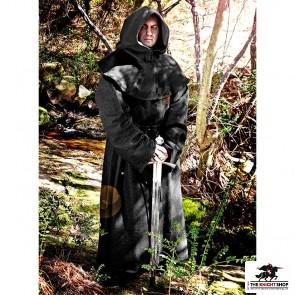 Monk's Robe - Black