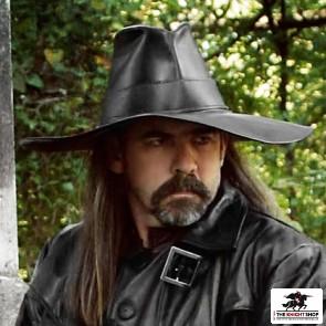 Vampire Slayer Fedora Hat