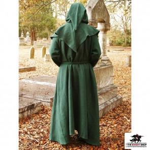 Monk's Robe - Green