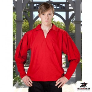Privateer Shirt - Red