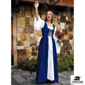 Fair Maiden's Dress - Blue