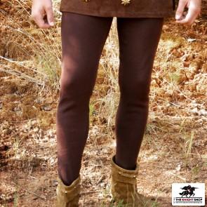 Men's Medieval Hose - Brown