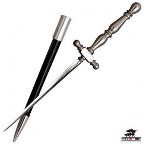 Steel Stiletto Dagger