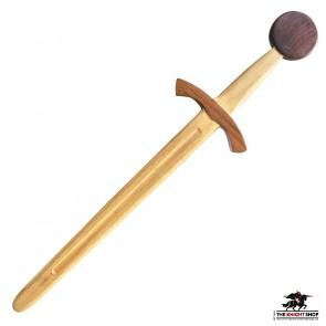 Wooden Medieval Dagger (Waster)