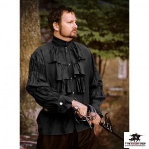 Baroque Shirt - Black