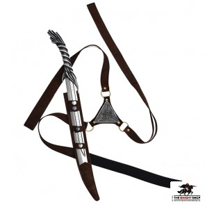 Assassin's Creed Altair Combat Knife and Belt