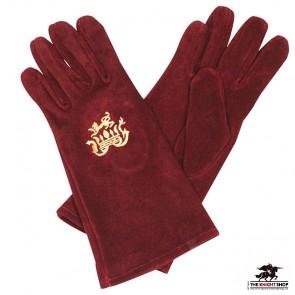 King John Suede Gloves