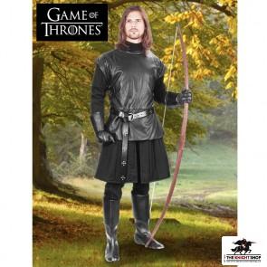 Game of Thrones Jon Snow Night Watch Doublet