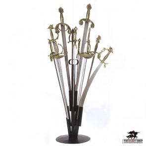 Sword Display Stand - 12 Swords