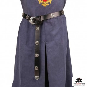 Overlord Long Leather Belt
