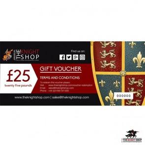 £25 Knight Shop Gift Voucher