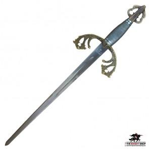 Tizona Cid Cadet Sword - Brass