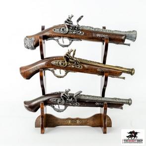 Display Stand - 3 Swords/Pistols