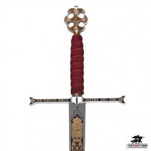 Catholic Kings Sword - Limited Edition