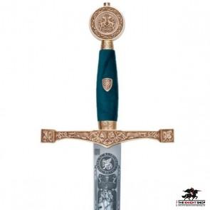 Excalibur Gold Sword