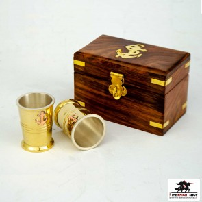 Captain's Cups in Box