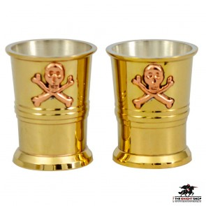 Pirate Captain's Cups in Box