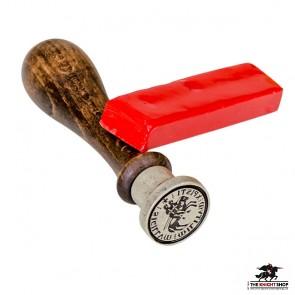Templar Wax Seal Stamp Set