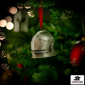 Short-Tailed Sallet Christmas Bauble