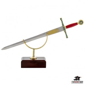 Diagonal Letter Opener Stand