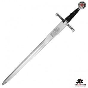 Templar Sword Letter Opener
