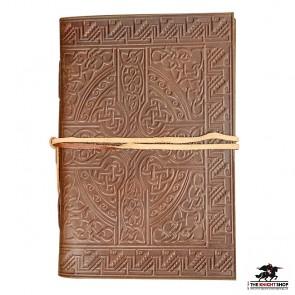 Medieval Diary Journal Scrapbook