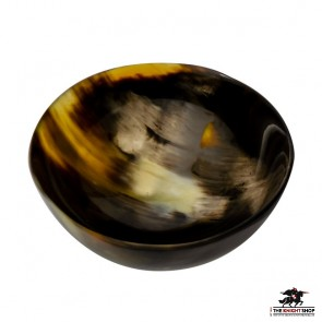 Small Horn Serving Bowl