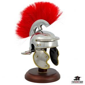 Miniature Roman Centurion Helmet