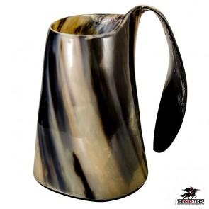 Horn Beer Mug - Large