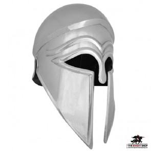 Greek Corinthian Helmet - Steel