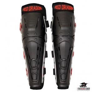 Red Dragon HEMA Knee & Shin Protectors