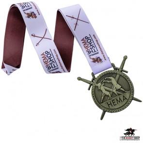 HEMA Medal - Gold