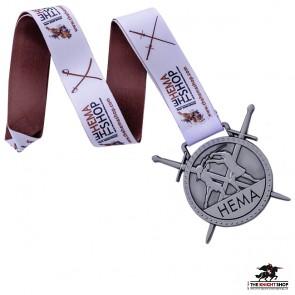 HEMA Medal - Silver