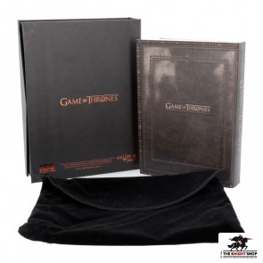 Game of Thrones Winter is Coming Journal - Small