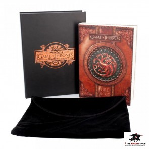 Game of Thrones Fire and Blood Journal - Small