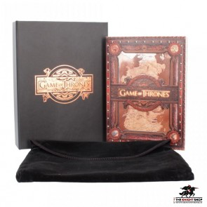 Game of Thrones Seven Kingdoms Journal - Small