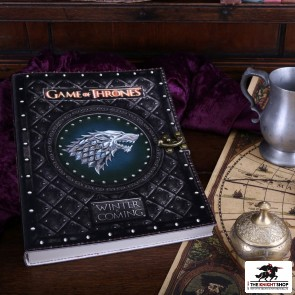 Game of Thrones Winter is Coming Journal - Large