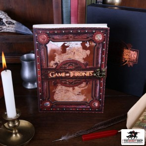 Game of Thrones Seven Kingdoms Journal - Large